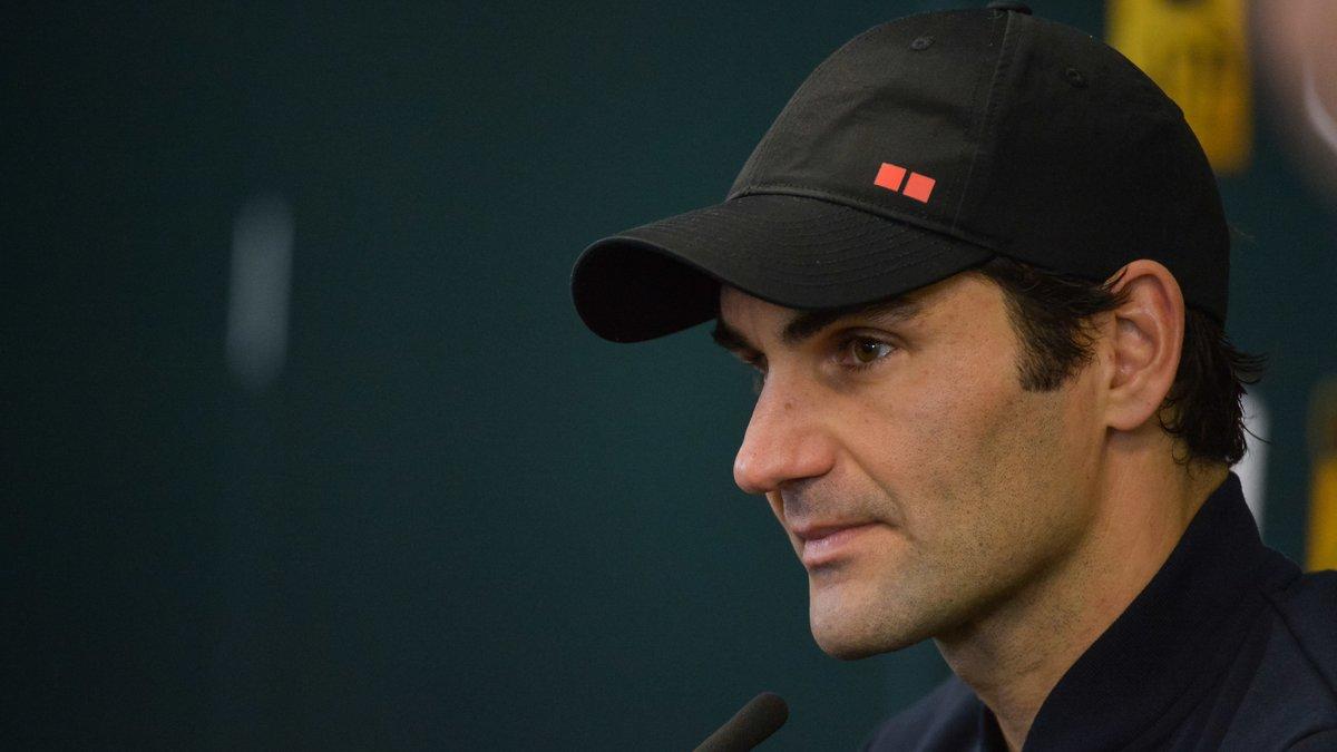 Roger Federer en demi-finale à Londres
