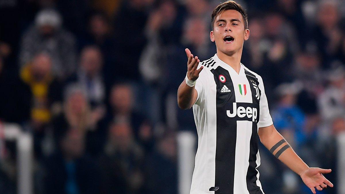 Juventus : Dybala annonce la couleur pour son avenir
