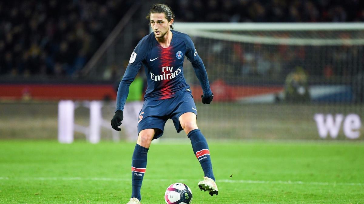 Mercato - PSG   Al-Khelaïfi toujours au soutien d Adrien Rabiot   85e59a76c4d