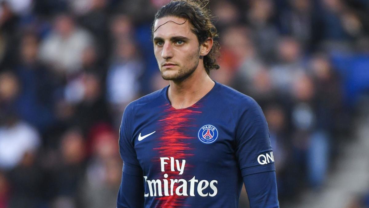 Écarté du groupe parisien, Adrien Rabiot saisit la LFP