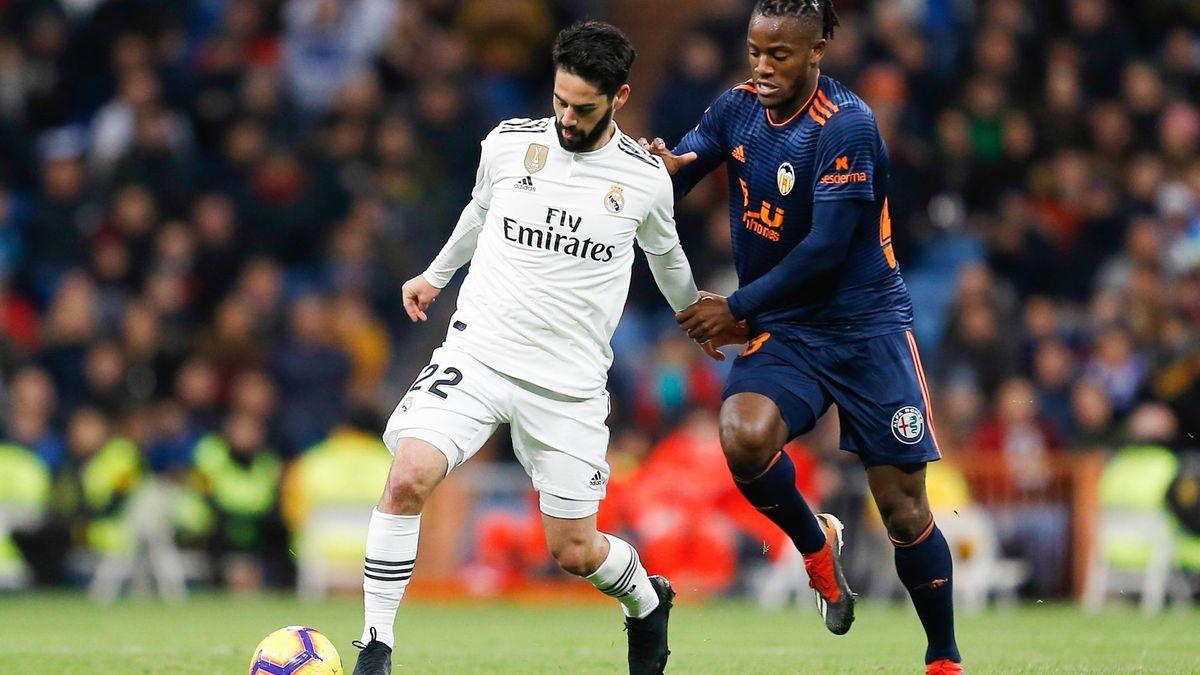 Solari n'enterre pas du tout Isco, bien au contraire — Real Madrid