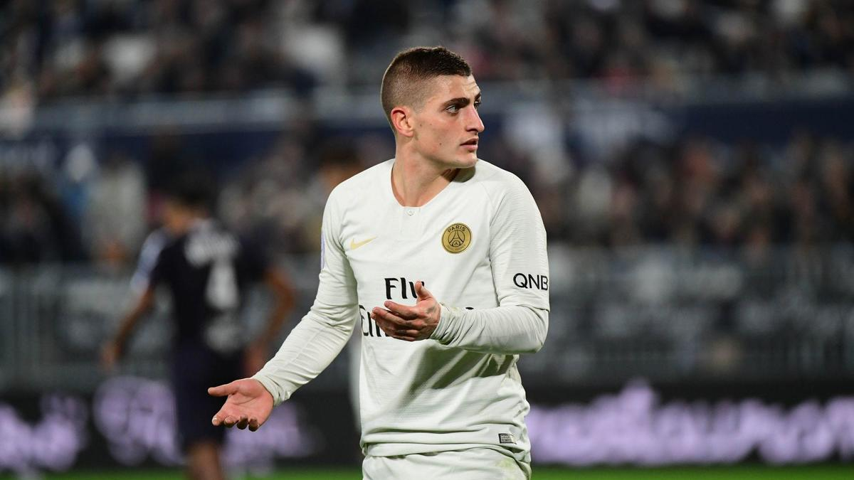 Mercato - PSG: The Frenkie De Jong option also affected by Marco Verratti? - The 10 Sports