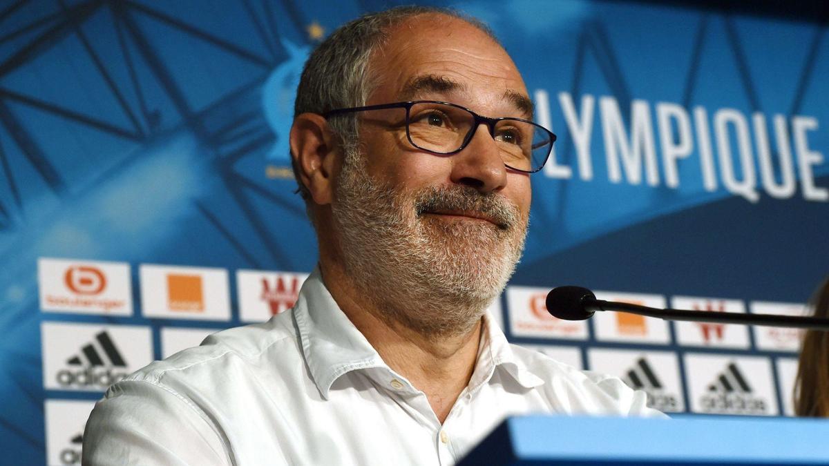 OM : «Peut-être que Zubizarreta serait infiniment mieux au PSG qu'à Marseille»