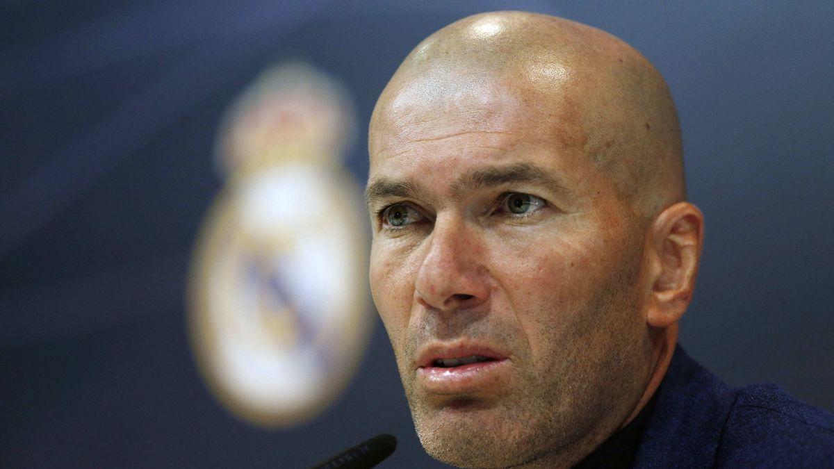 Zidane pose trois conditions pour accepter le job à Chelsea