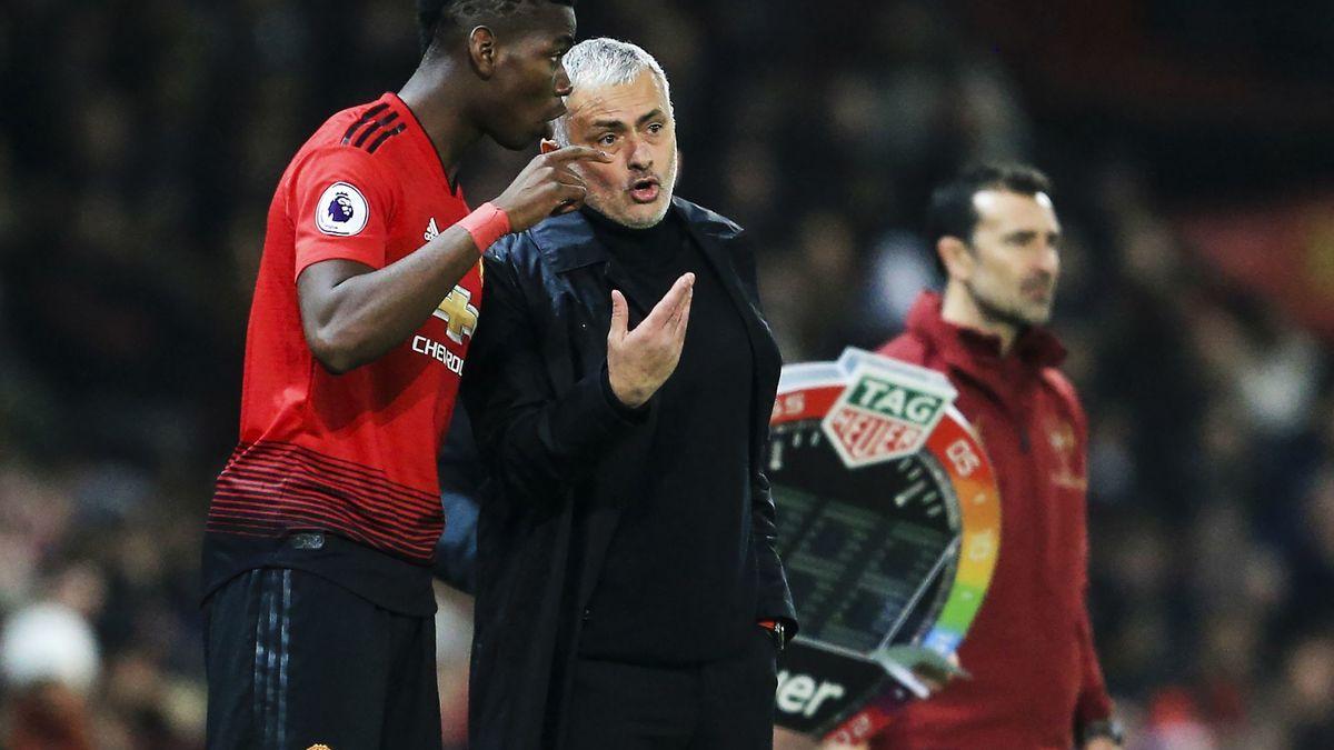 Mourinho lance un défi à Pogba, à lui de répondre présent — MU