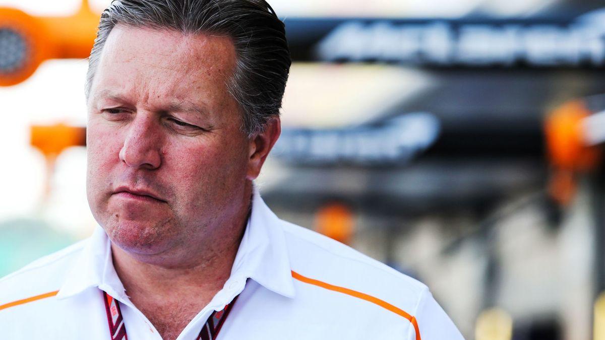 Formule 1 : L'optimisme de McLaren malgré le départ d'Alonso !