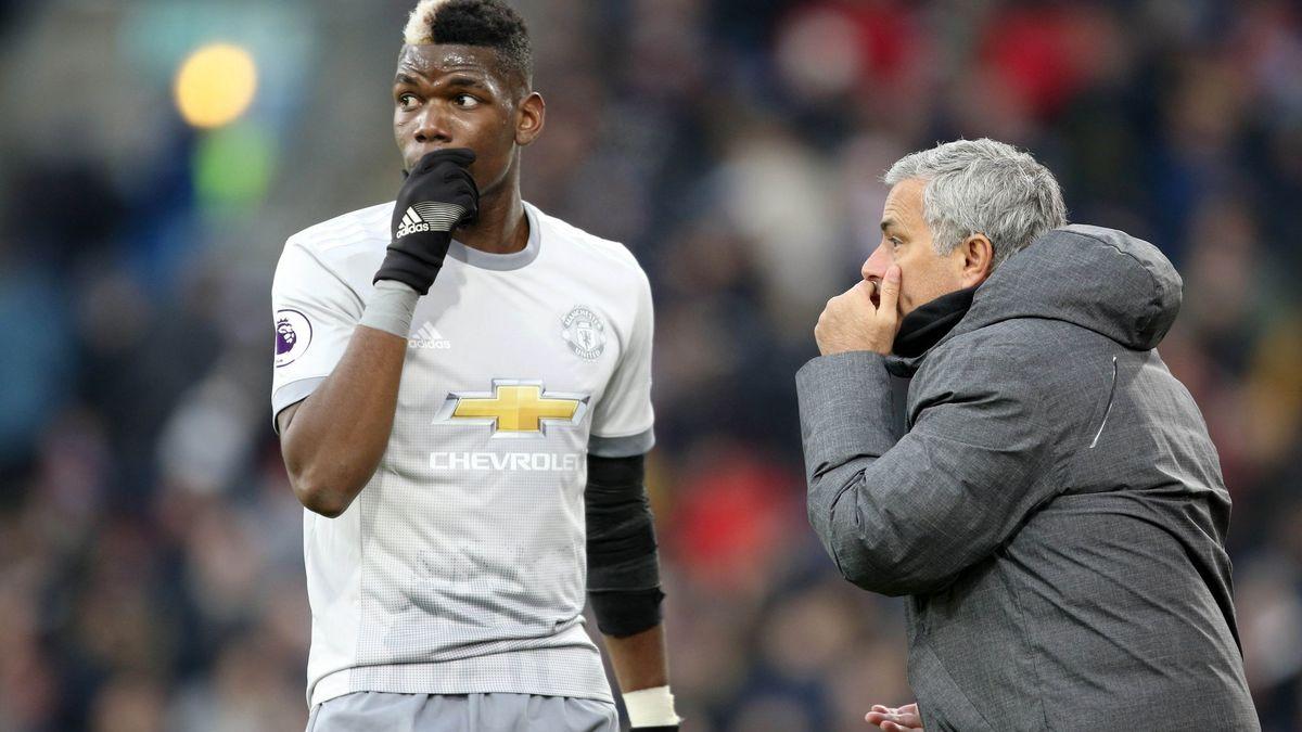 Manchester United : L'avenir de Pogba lié à celui de José Mourinho ?