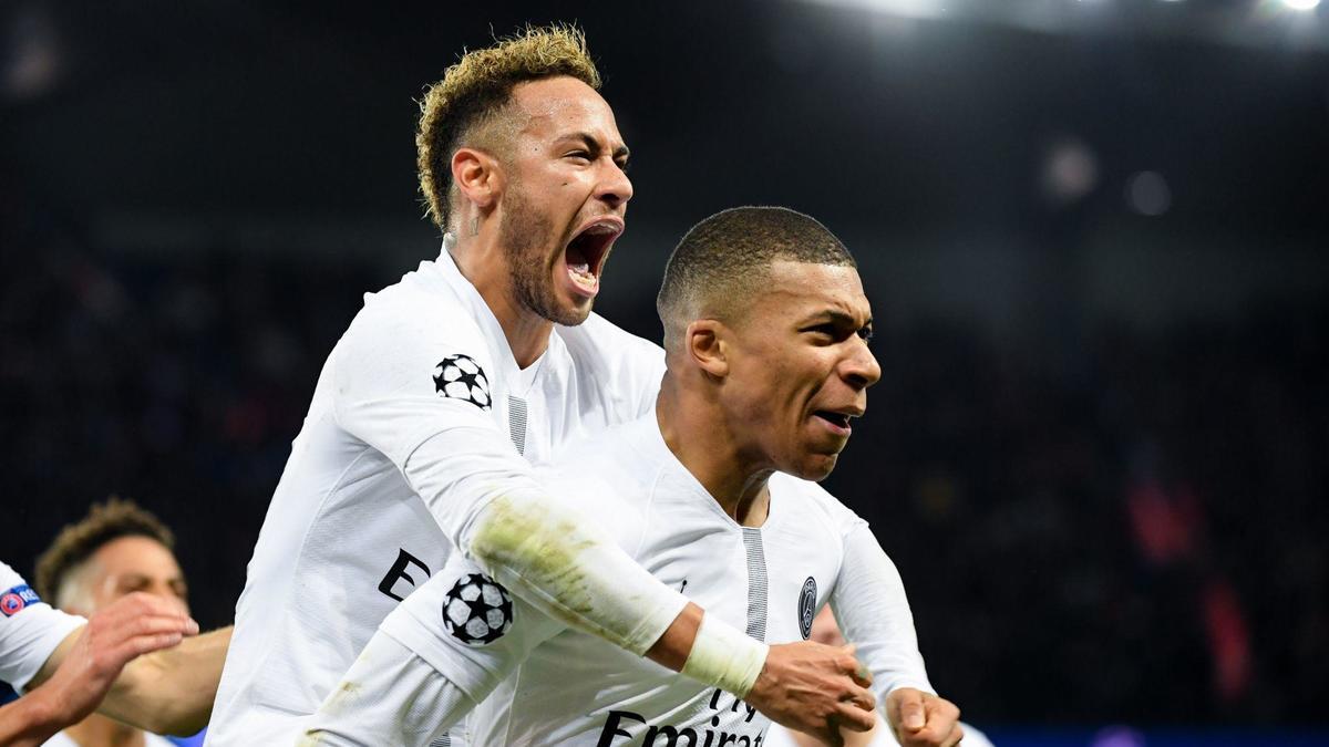 PSG : Pierre Ménès valide les prestations de Neymar et Mbappé