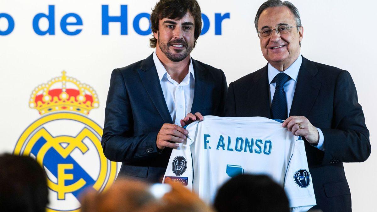 Formule 1 : Fernando Alonso fait une drôle de révélation sur l'humiliation du Real Madrid !