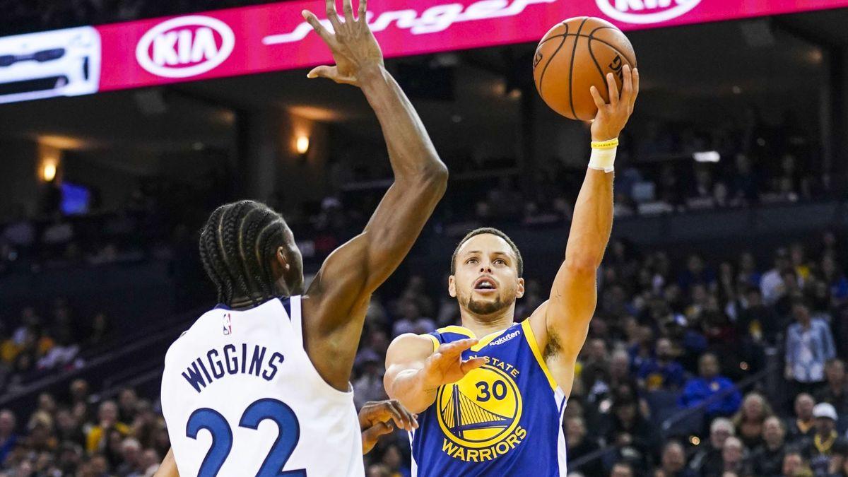 Basket - NBA : Stephen Curry répond à l'invitation de la NASA