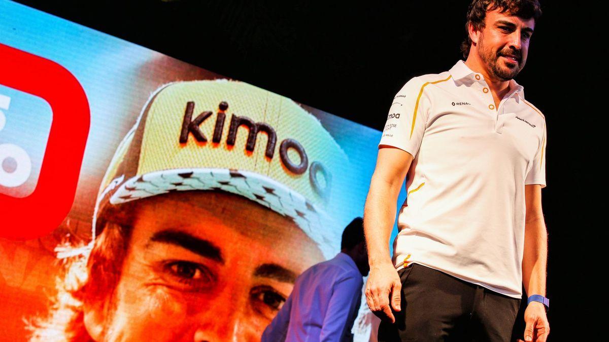 Formule 1 : Ce champion du monde qui rend hommage à Fernando Alonso !