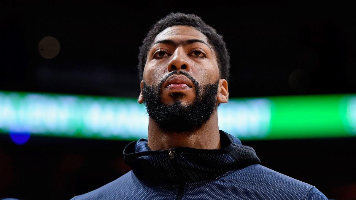 Les New Orleans Pelicans acceptent de libérer Anthony Davis — NBA