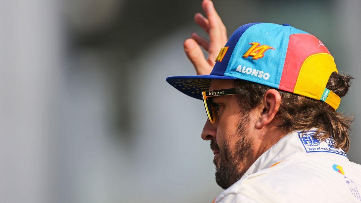 Formule 1 : L'ancien patron de Ferrari rend hommage à Fernando Alonso !