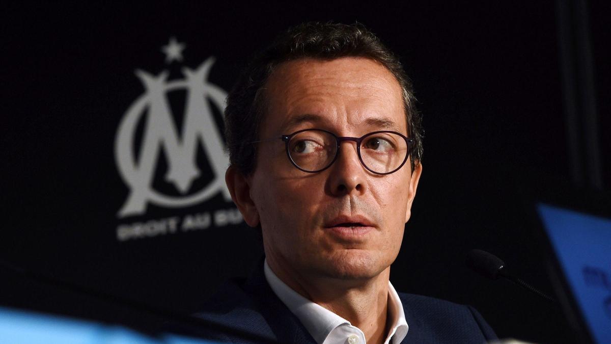 Mercato - OM : Jacques-Henri Eyraud en plein doute avec Rudi Garcia ?