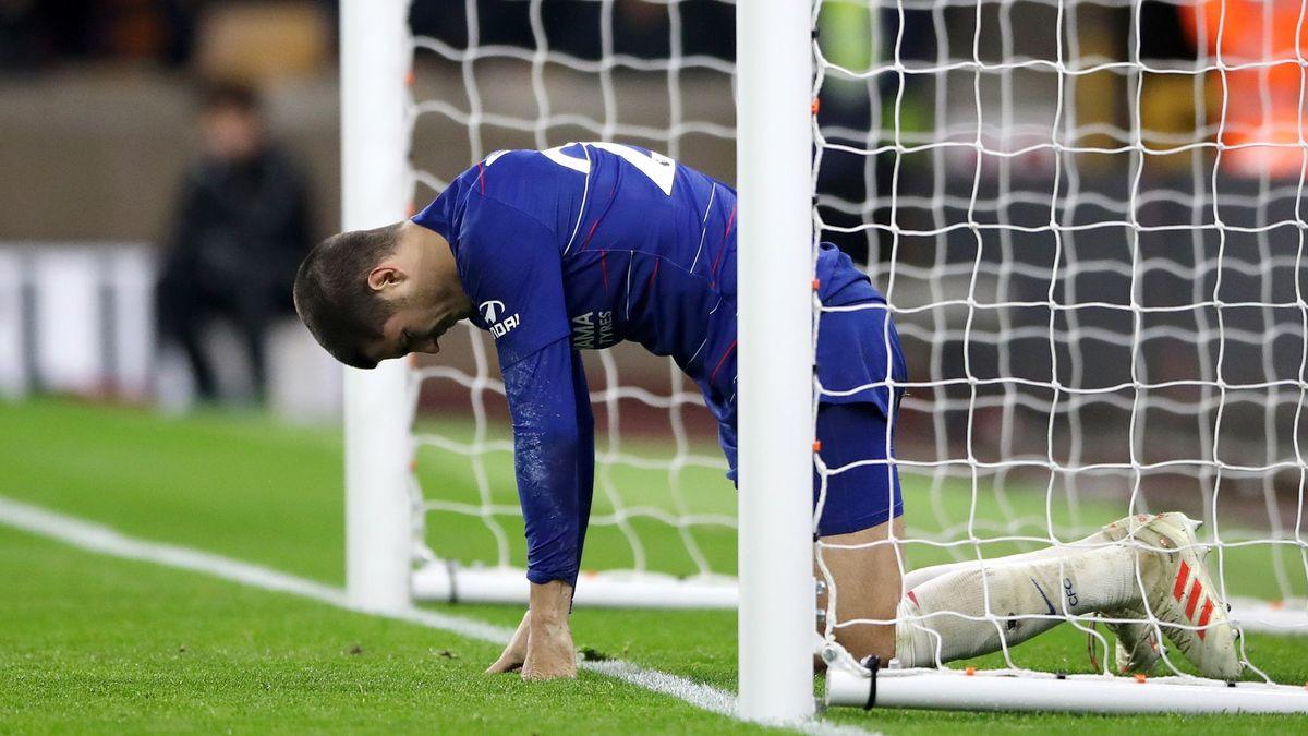 Chelsea : Les Blues taclent sèchement Alvaro Morata