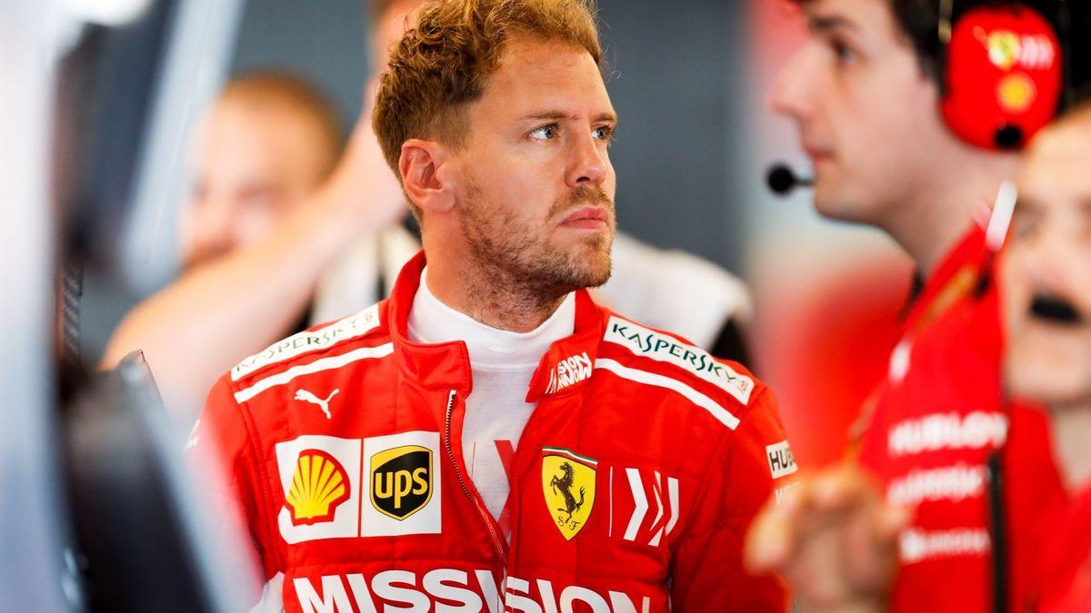 Formule 1 : Quand Vettel s'enflamme pour le fils de Michael Schumacher !