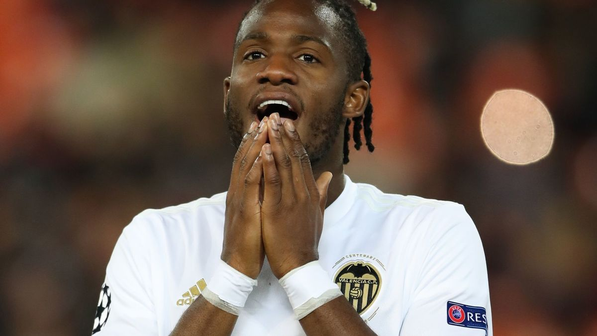 Mercato - AS Monaco : Michy Batshuayi en approche
