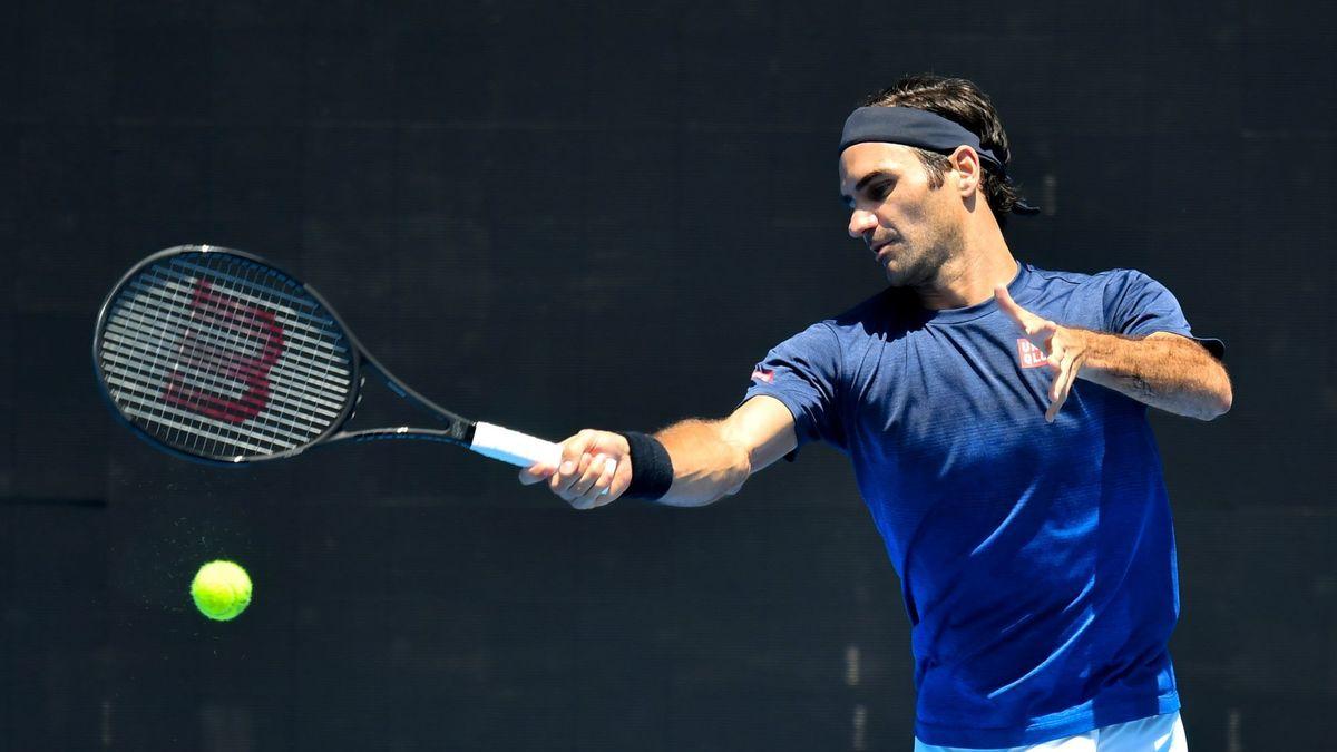 Federer fond en larmes en évoquant son ancien coach