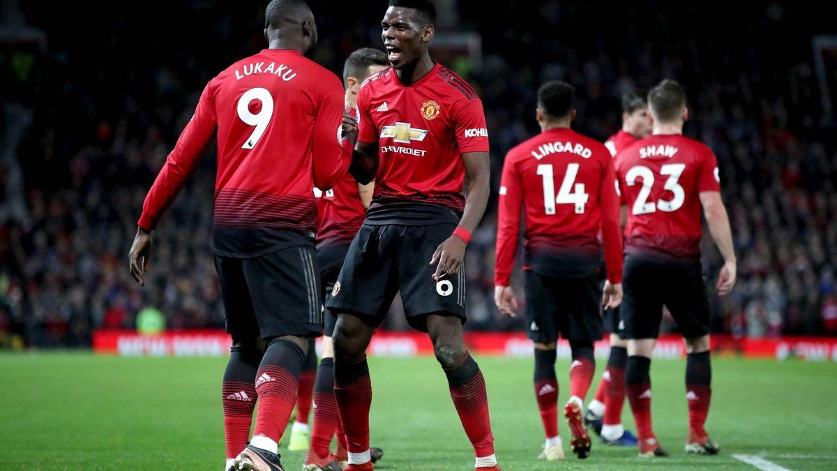 Solskjaer espère Pogba pour le déplacement à Tottenham — Manchester United