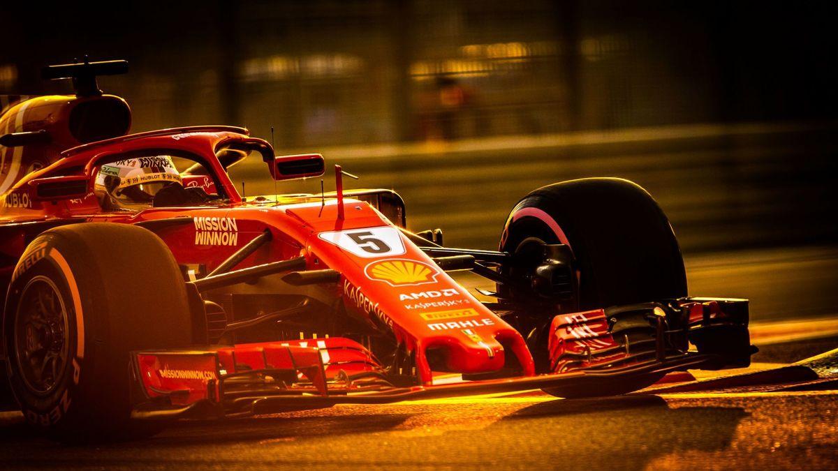Formule 1 : Ferrari, Leclerc… Cette énorme pression mise sur Vettel !