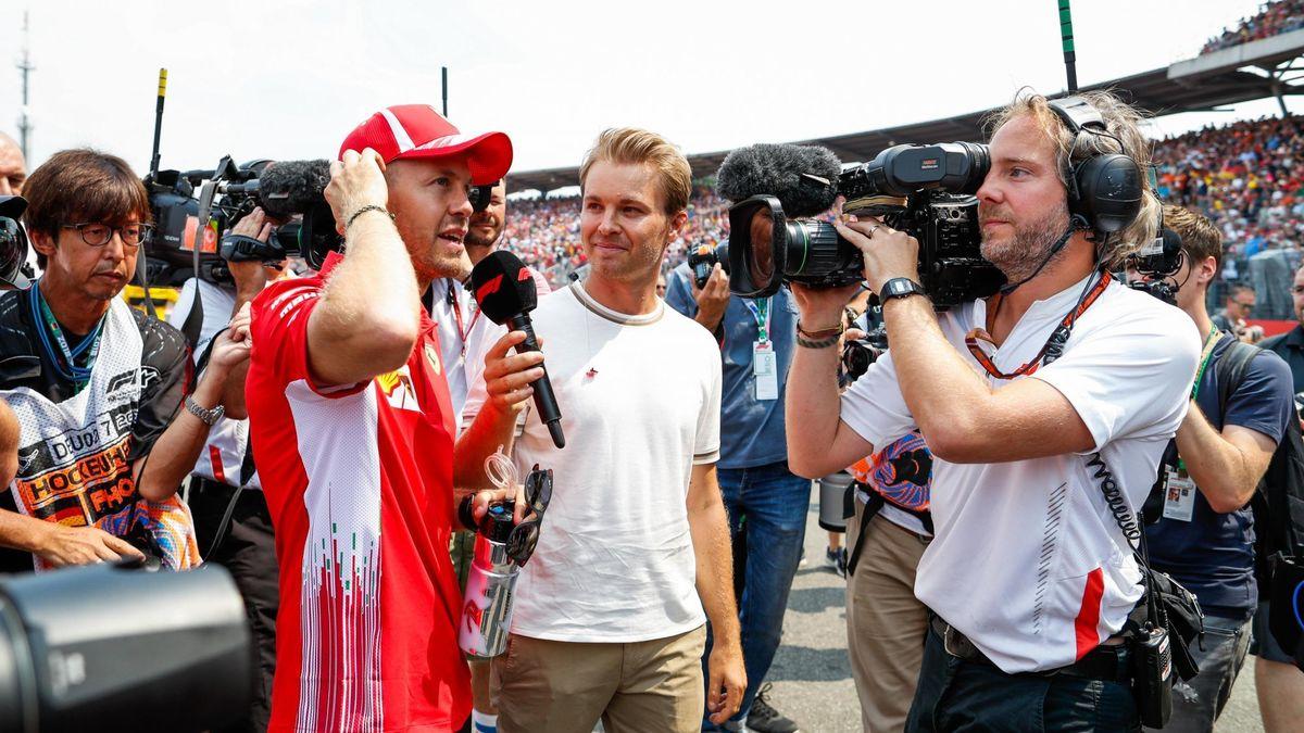 Formule 1 : Räikkönen, Leclerc… Rosberg lance un avertissement à Vettel !
