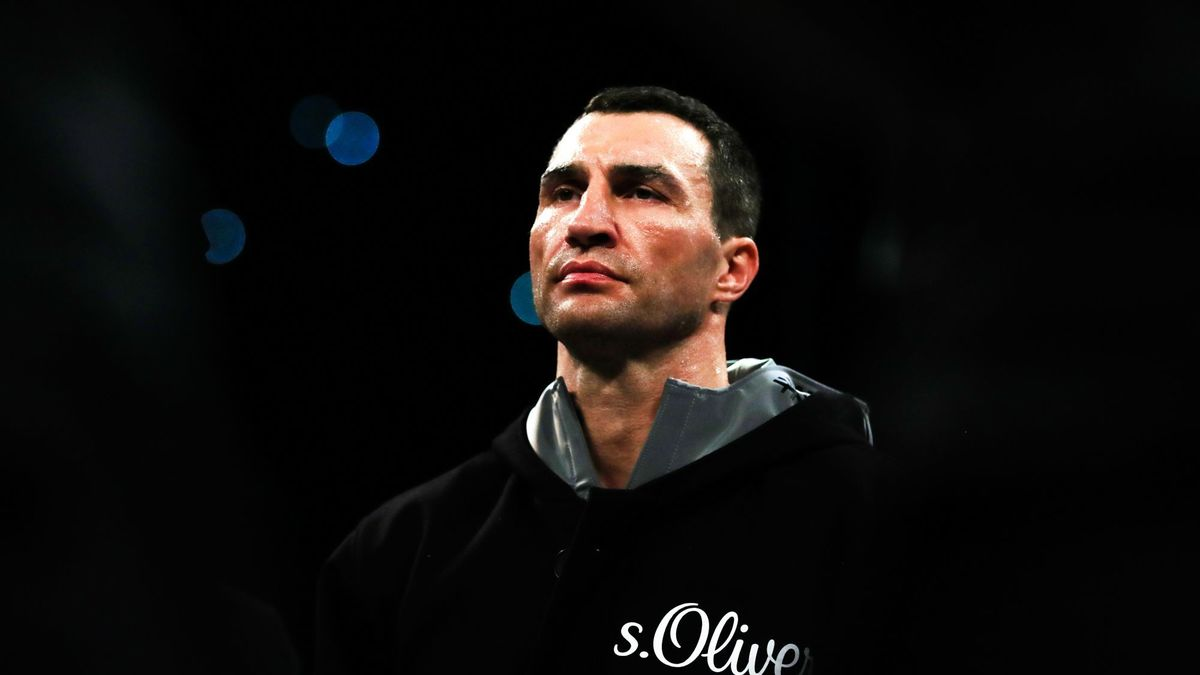Omnisport Boxe Klitschko Il Pourrait être Intéressé Par Un