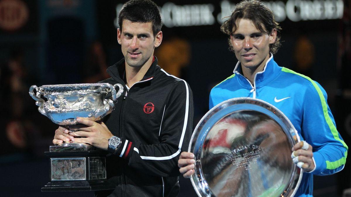 Après quatre mois d'absence, Nadal rassure, trois Français au tapis — Open d'Australie