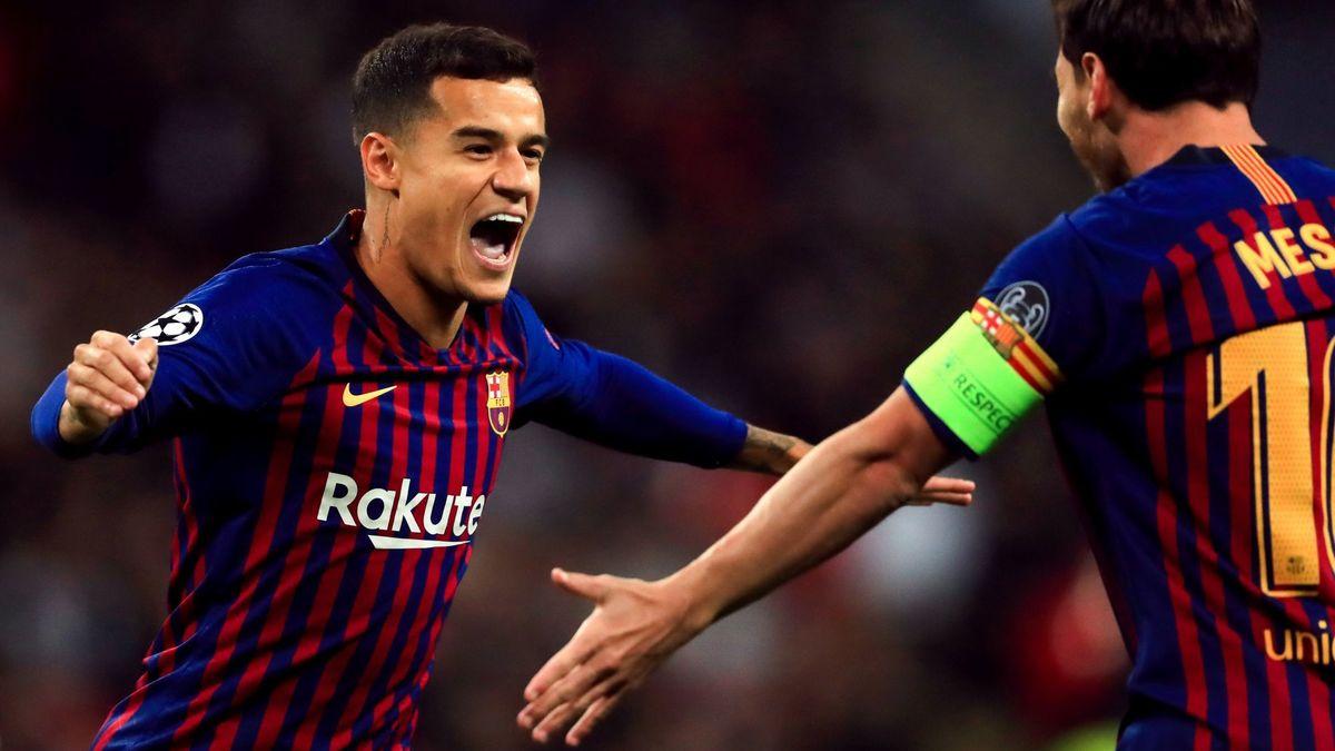 Barça : Valverde envoie une pique à Coutinho