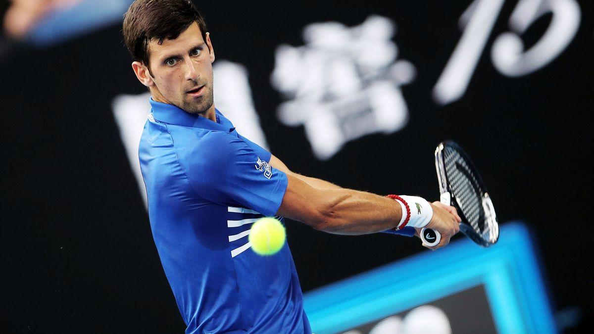Open d'Australie 2019 : Djokovic qualifié dans la douleur