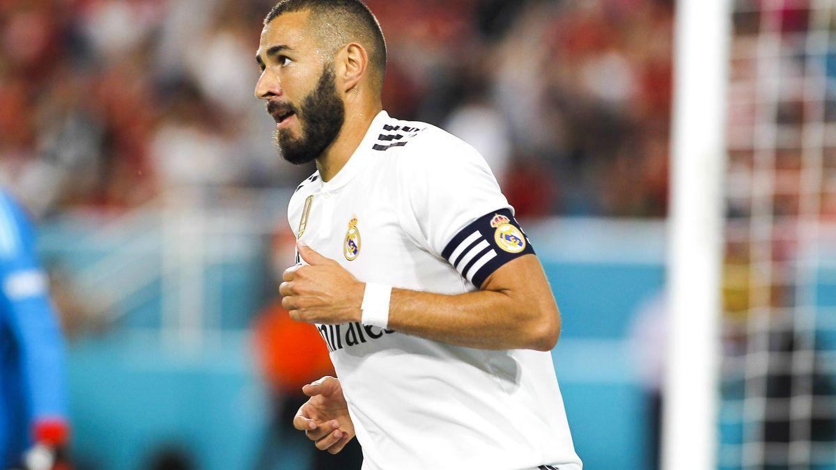 La Liga - Le Real s'enflamme pour Benzema