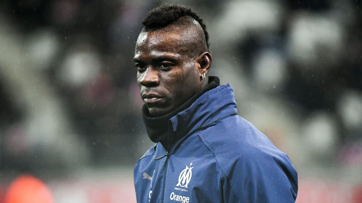International : OM : Balotelli encense Rudi Garcia