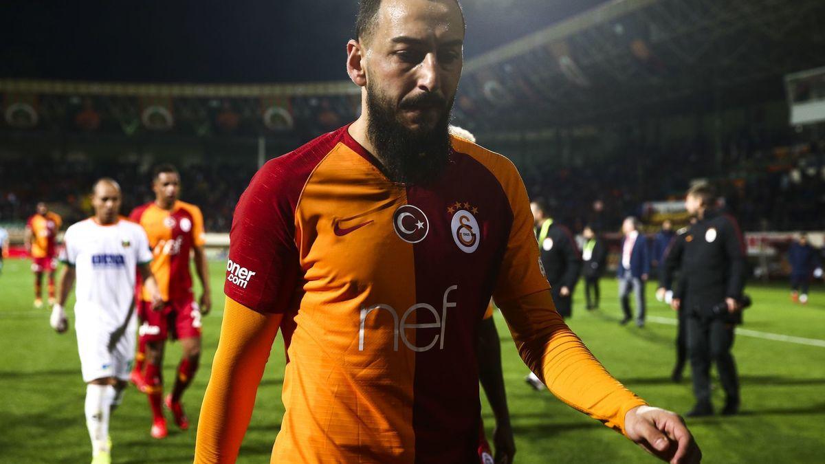 Mitroglou est passé à côté de son premier match — Galatasaray