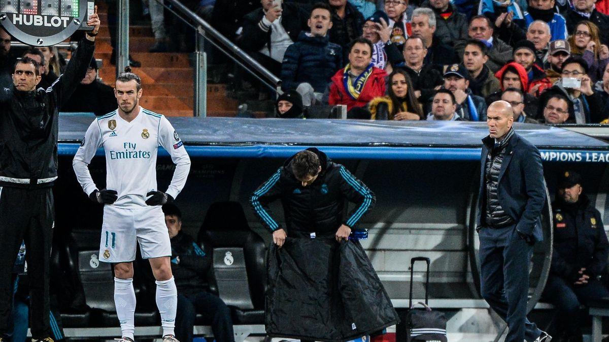 Un choix de Zidane avait énervé Bale — Real Madrid