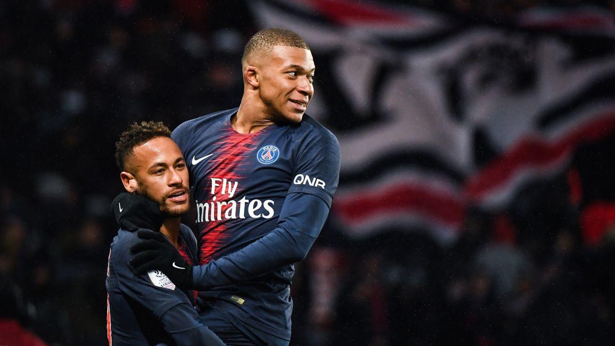 PSG : Neymar et Mbappé priorités de Florentino Pérez, mais…