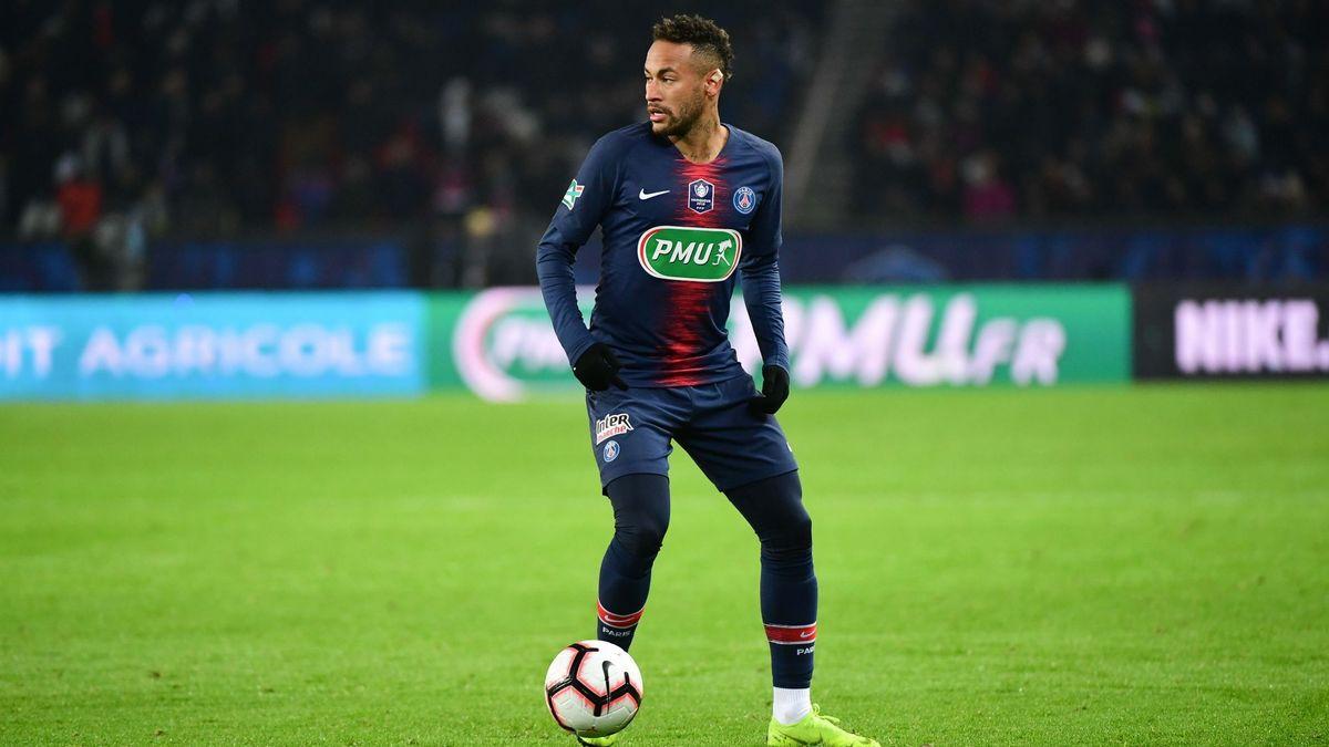 Neymar de retour à Barcelone — PSG