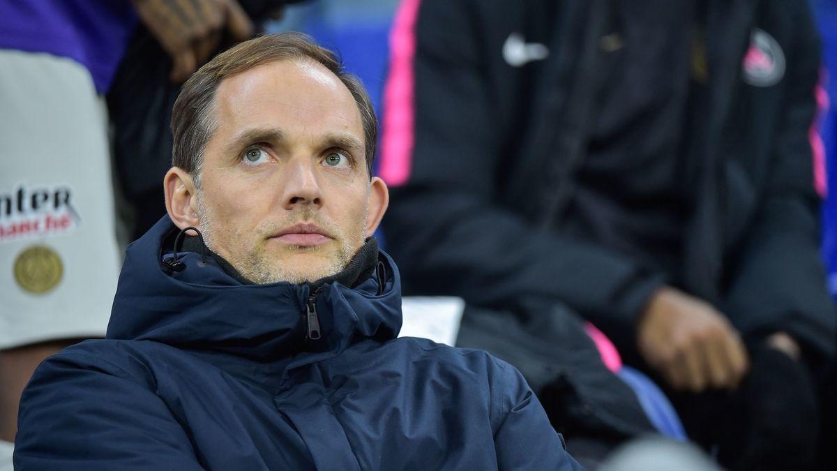 PSG : Tuchel aurait encore un doute en vue du choc face à Manchester United