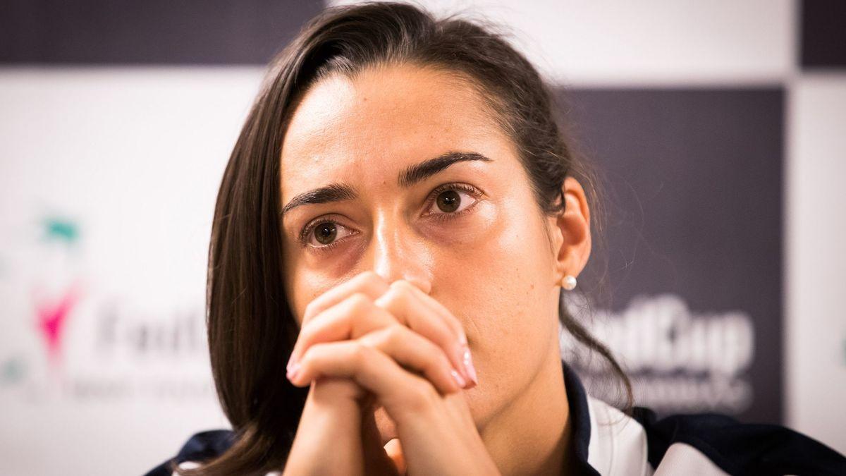 La République Tchèque éliminée au premier tour par la Roumanie — Fed Cup