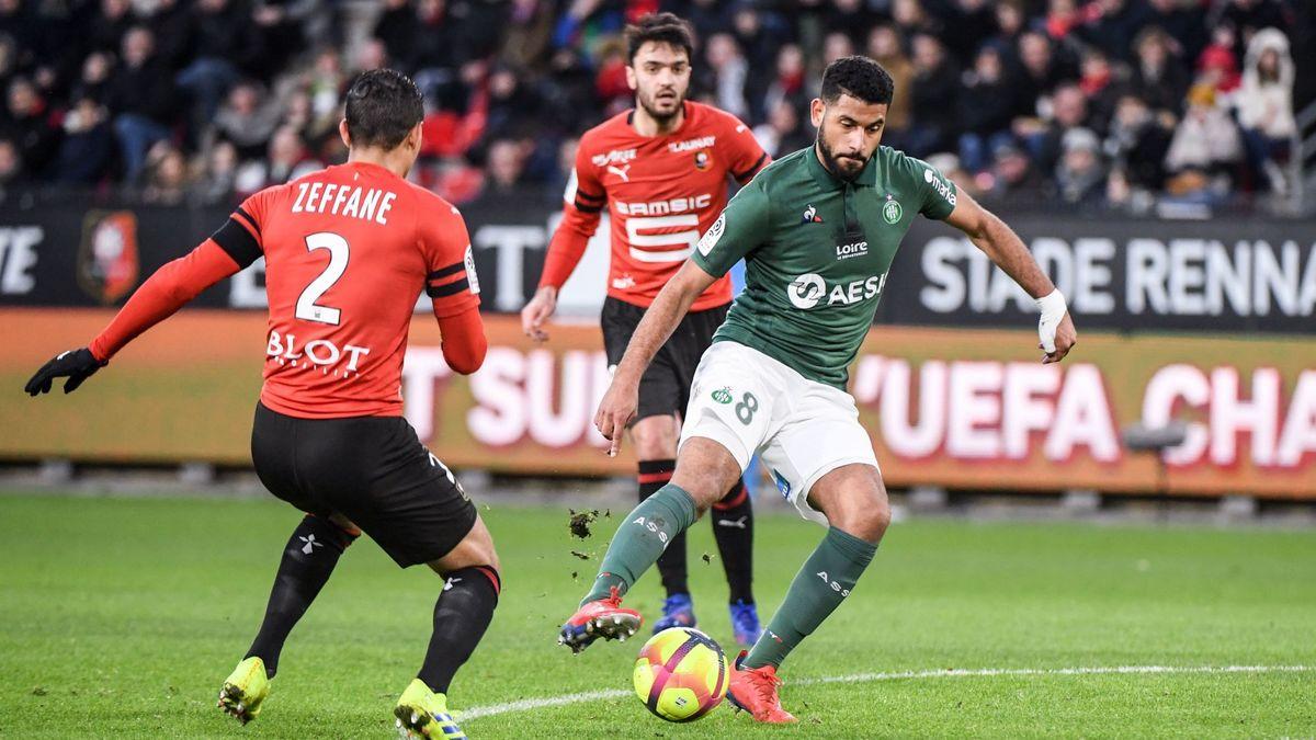 Ligue 1: Un ancien mauve buteur avec Saint-Etienne