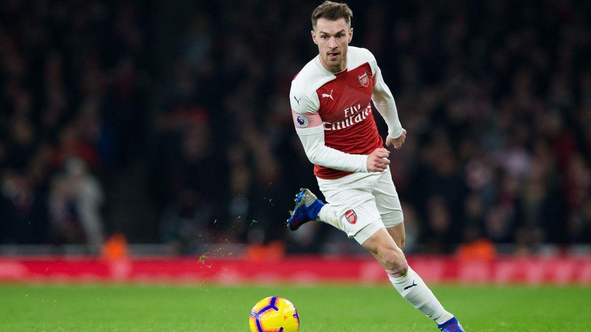 Juventus : c'est fait pour Ramsey ! (officiel)