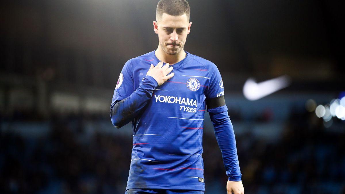 Chelsea : Zinedine Zidane aurait lié son avenir à celui d'Eden Hazard