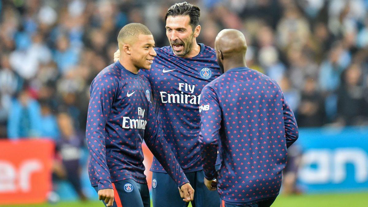 Kylian Mbappé égale Zinedine Zidane — Ligue des Champions