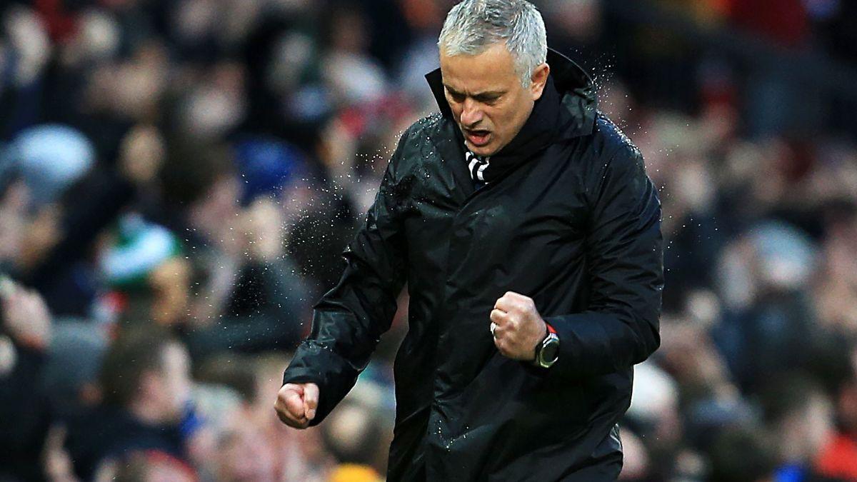Mourinho s'en va avec plus de 20 millions — Manchester United