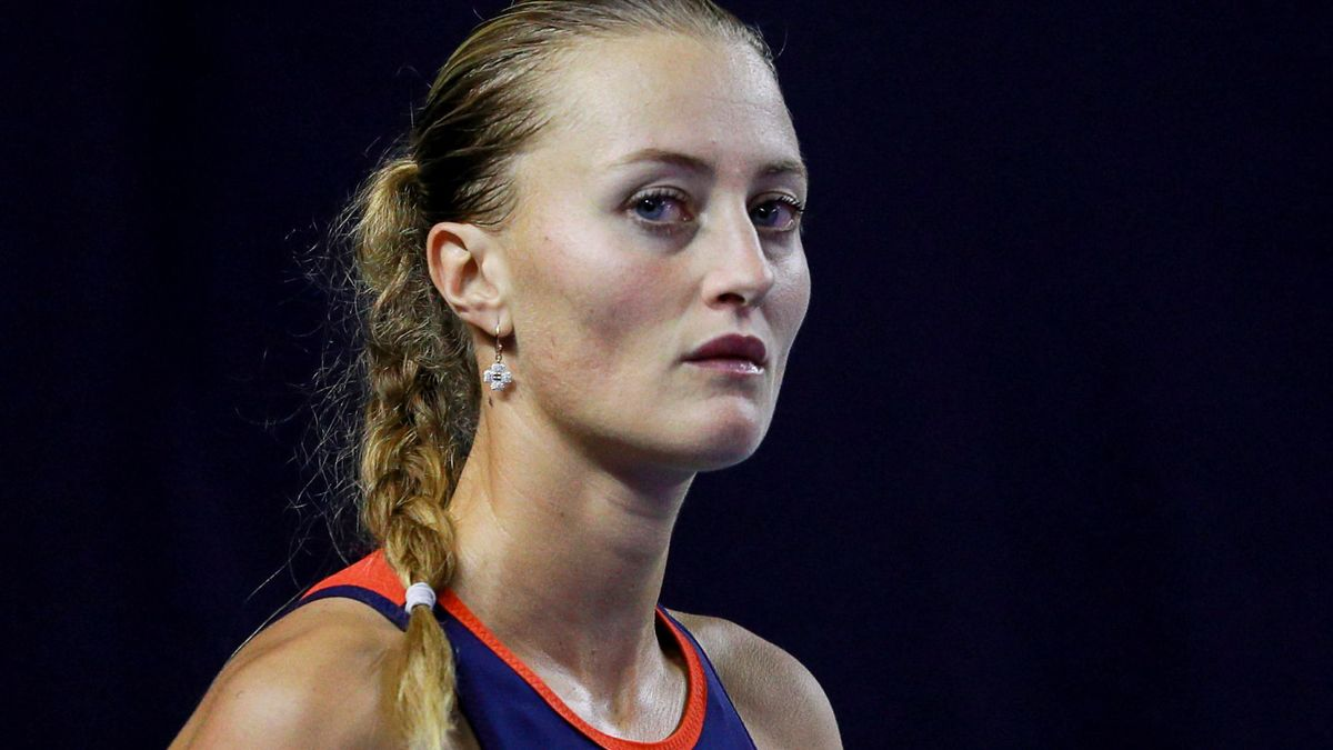 La Nordiste Kristina Mladenovic bat la numéro 1 mondiale — Tennis
