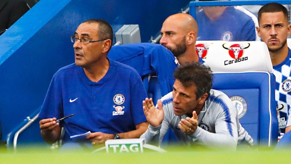 Mercato - Chelsea : Les Blues auraient une idée pour la succession de Maurizio Sarri !