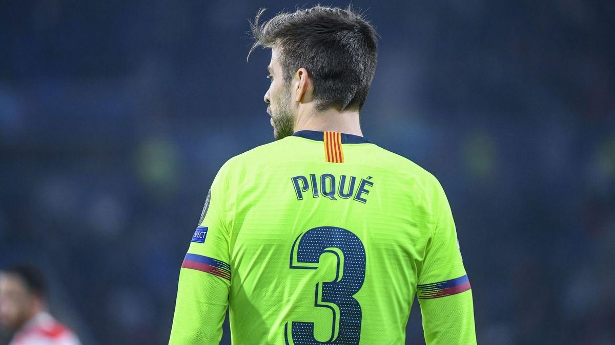 Barcelone - Malaise : Quand Gerard Piqué pousse un coup de gueule contre… le Real Madrid !