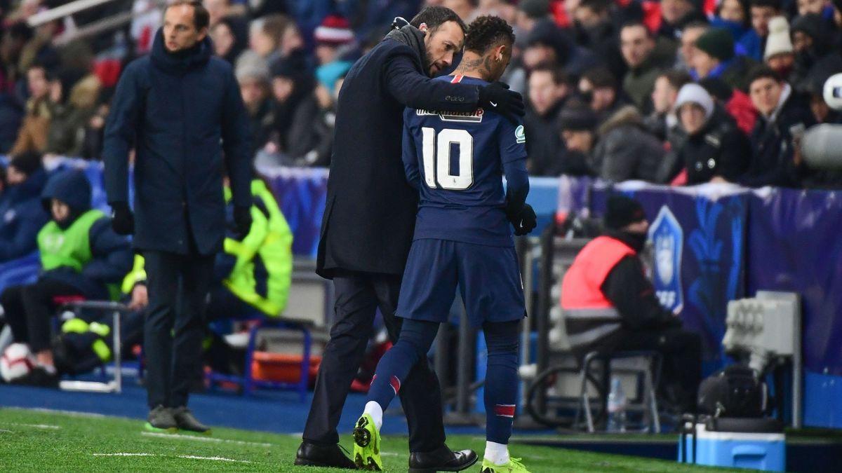 Laurey persiste et signe pour Neymar