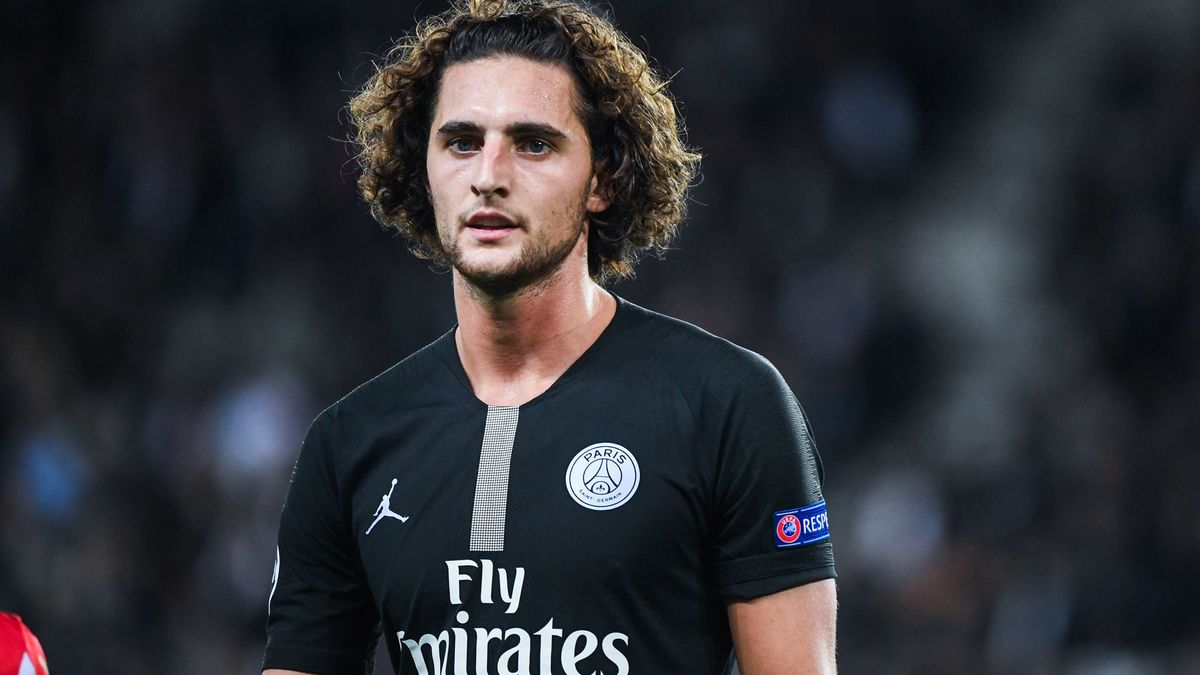 L'heure du licenciement pour Adrien Rabiot — PSG