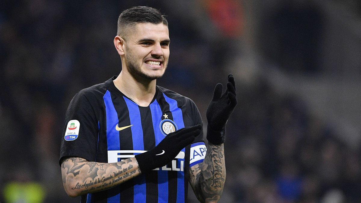 La mise au point d'Icardi — Mercato Inter Milan