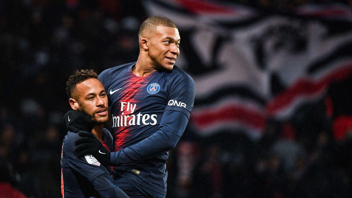 Le Real Madrid n'écarte pas le transfert de Neymar