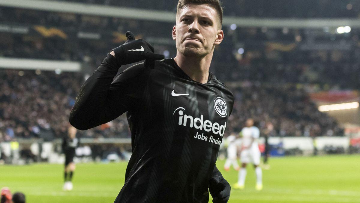 PSG : Francfort fait une grande annonce sur Luka Jovic